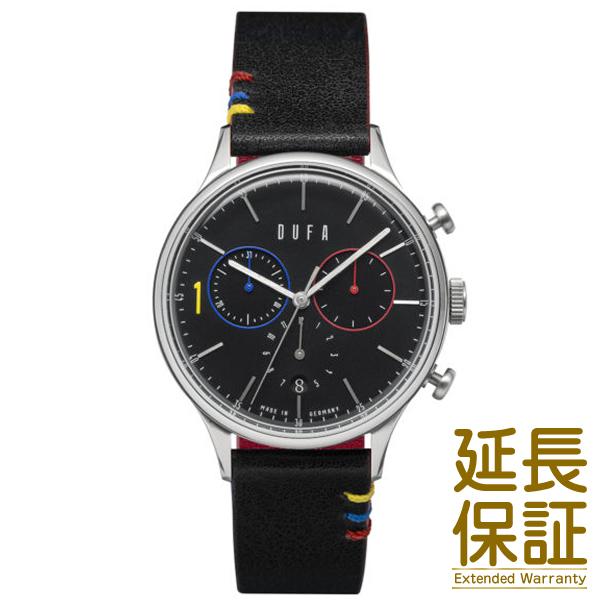 【正規品】DUFA ドゥッファ 腕時計 DF-9002-0D メンズ BAUHAUS 100YEARS EDITION バウハウス 100周年記念 モデル クオーツ
