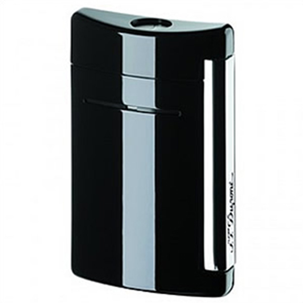 S.T.Dupont エステーデュポン 喫煙具 10011 ライター MINIJET ブラックアズナイト ラッカー