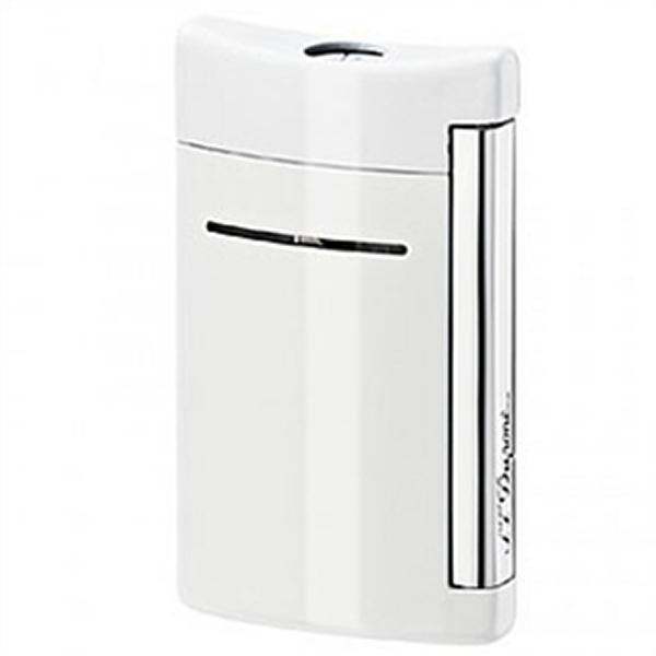 S.T.Dupont エステーデュポン 喫煙具 10030 ライター MINIJET オプティックホワイト ラッカー