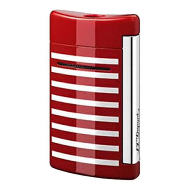 S.T.Dupont エステーデュポン 喫煙具 010107 ライター Mini Jet ミニジェット レッド/ホワイト