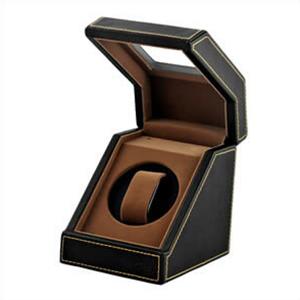 ES PRIMA エスプリマ SP-44004LBK 腕時計 合皮 1連ワインディングマシーン ブラック