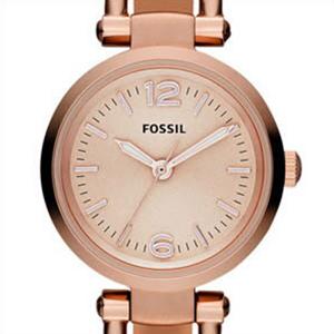 【入荷待ち】【並行輸入品】フォッシル FOSSIL 腕時計 ES3268 レディース GEORGIA ジョージア