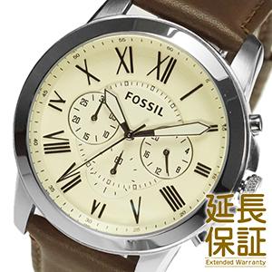 【並行輸入品】FOSSIL フォッシル 腕時計 FS4735 メンズ GRANT グラント
