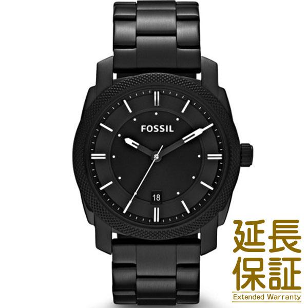 【並行輸入品】FOSSIL フォッシル 腕時計 FS4775 メンズ オールブラック クオーツ