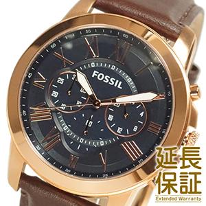 【並行輸入品】FOSSIL フォッシル 腕時計 FS5068 メンズ Grant Chronograph グラント クロノグラフ