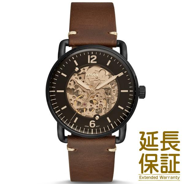 【並行輸入品】FOSSIL フォッシル 腕時計 ME3158 メンズ THE COMMUTER AUTO ザ・コミューター オート 自動巻き