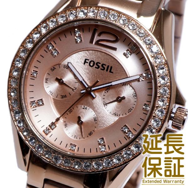 【並行輸入品】FOSSIL フォッシル 腕時計 ES2811 レディース Riley ライリー