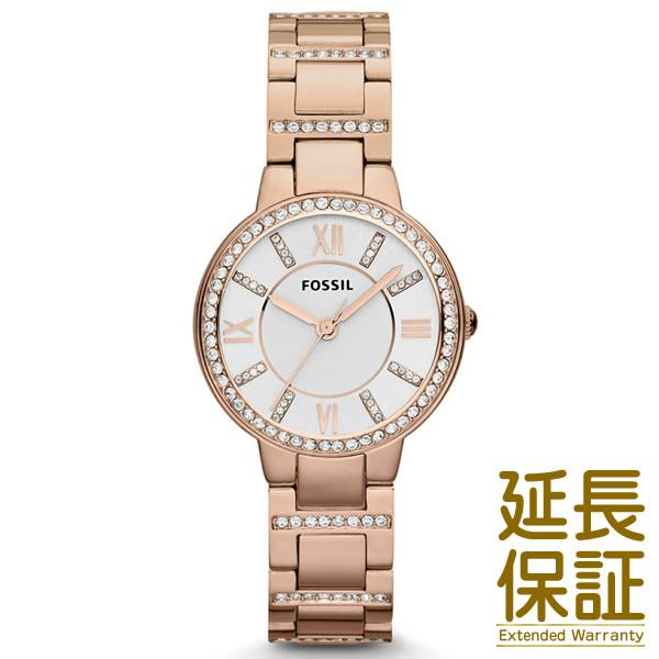 【並行輸入品】FOSSIL フォッシル 腕時計 ES3284 レディース VIRGINIA バージニア クオーツ