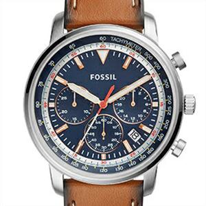 【並行輸入品】FOSSIL フォッシル 腕時計 FS5414 メンズ GOODWIN CHRONO クオーツ