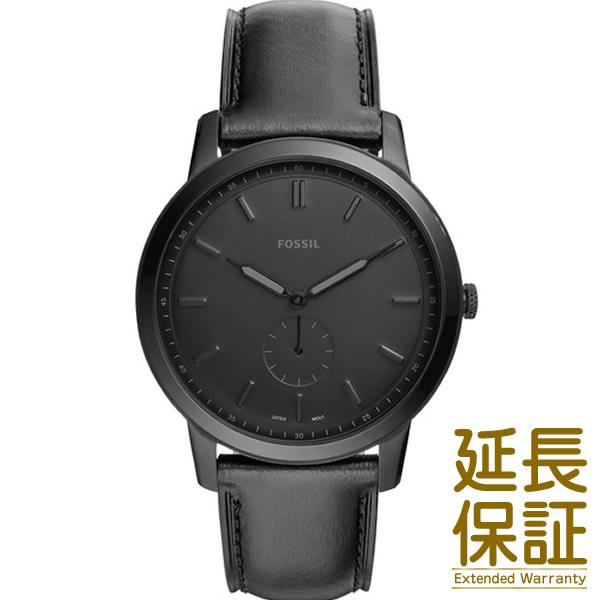 【並行輸入品】FOSSIL フォッシル 腕時計 FS5447 メンズ THE MINIMALIST MONO ミニマリスト