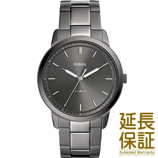 【並行輸入品】FOSSIL フォッシル 腕時計 FS5459 メンズ THE MINIMALIST 3H ミニマリスト