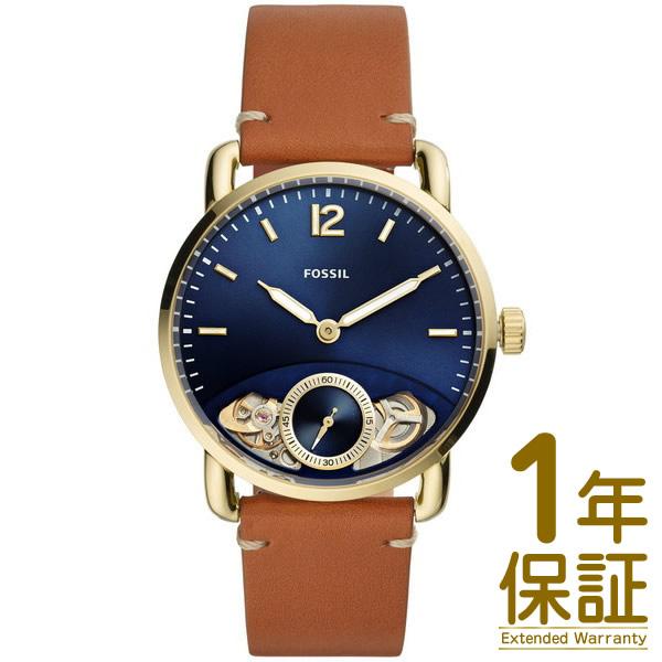 【並行輸入品】FOSSIL フォッシル 腕時計 ME1167 メンズ COMMUTER コミューター ツイストムーブメント 自動巻き クォーツ