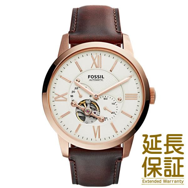 【並行輸入品】FOSSIL フォッシル 腕時計 ME3105 メンズ TOWNSMAN タウンズマン 自動巻き