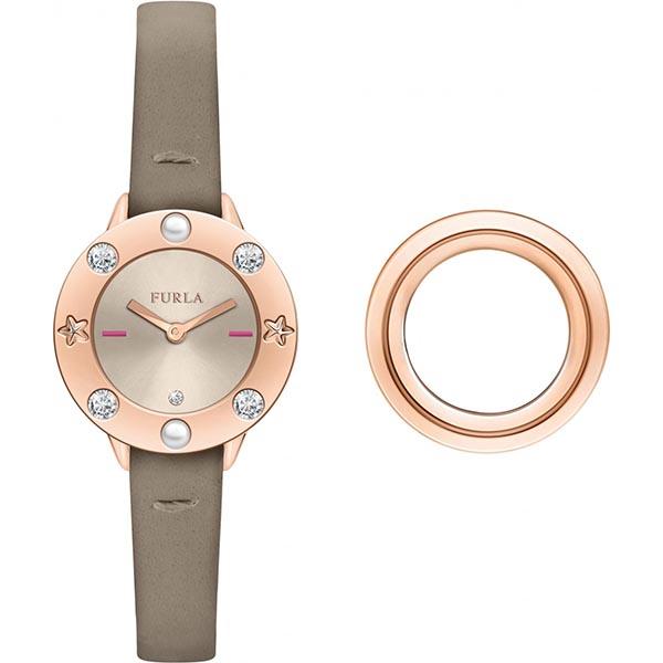 【並行輸入品】FURLA フルラ 腕時計 R4251109530 レディース CLUB クラブ クオーツ