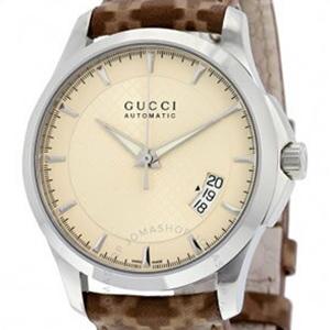 【並行輸入品】GUCCI グッチ 腕時計 YA126421 メンズ Gタイムレス 自動巻き