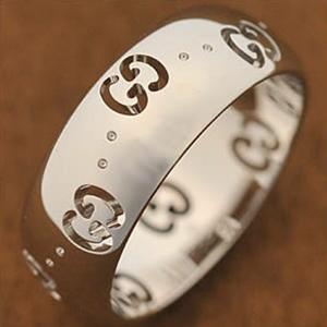 GUCCI グッチ 60サイズ 246470-J8500-9000-08 リング 指輪