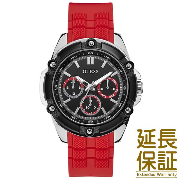【正規品】GUESS ゲス 腕時計 W1302G1 メンズ