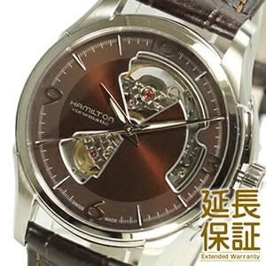 【並行輸入品】ハミルトン HAMILTON 腕時計 H32565595 メンズ Jazzmaster ジャズマスター Open Heart オープンハート 自動巻き