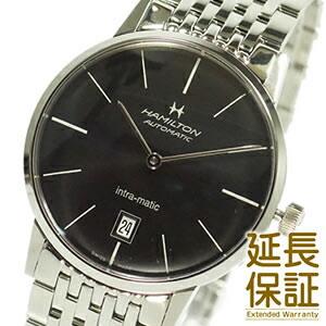 【並行輸入品】HAMILTON ハミルトン 腕時計 H38455131 メンズ INTRA-MATIC イントラマティック