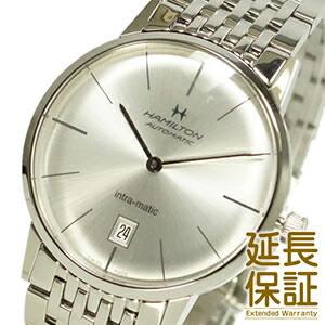 【並行輸入品】ハミルトン HAMILTON 腕時計 H38455151 メンズ INTRA-MATIC イントラマティック