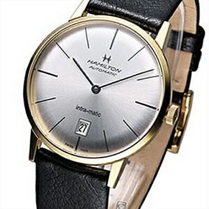 【並行輸入品】HAMILTON ハミルトン 腕時計 H38475751 メンズ Intra-Matic イントラマティック