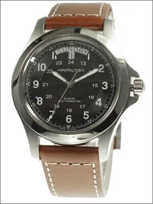 並行輸入品 HAMILTON ハミルトン 腕時計 H64455533 メンズ Khaki King カーキ キングZiuPkwTXO