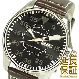 【並行輸入品】HAMILTON ハミルトン 腕時計 H64715535 メンズ KHAKI Aviation カーキ アビエーション