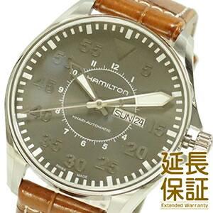 【並行輸入品】HAMILTON ハミルトン 腕時計 H64715885 メンズ Khaki Pilot カーキ パイロット