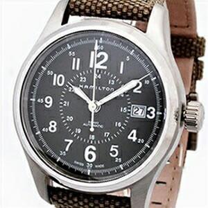 【並行輸入品】HAMILTON ハミルトン 腕時計 H70595963 メンズ Khaki Field カーキ フィールド