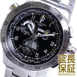 66a8c741b5 HAMILTONハミルトン腕時計H76714135メンズKHAKIカーキワールドタイマー ...