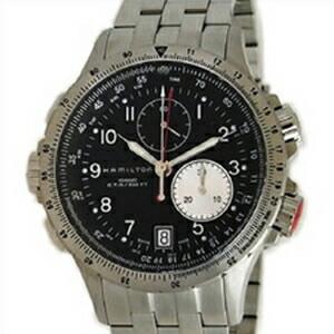 【並行輸入品】HAMILTON ハミルトン 腕時計 H77612133 メンズ Khaki ETO カーキ ETO