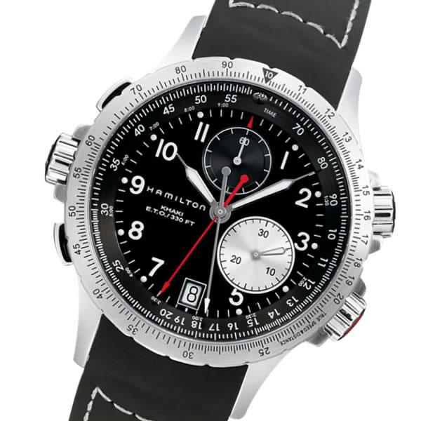 【並行輸入品】HAMILTON ハミルトン 腕時計 H77612333 メンズ Khaki ETO カーキ アビエーション