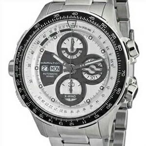 【並行輸入品】ハミルトン HAMILTON 腕時計 H77726151 メンズ Khaki Aviation X-WIND カーキ アビエーション エックスウィンド 世界限定1999本