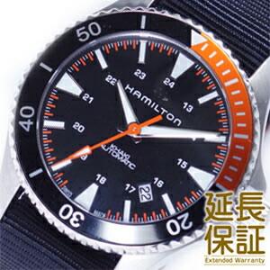 【並行輸入品】HAMILTON ハミルトン 腕時計 H82305931 メンズ KHAKI NAVY カーキ ネイビー