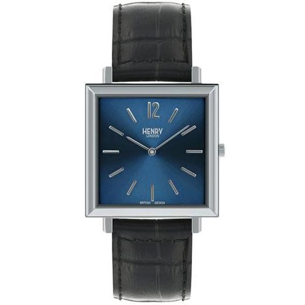 【並行輸入品】HENRY LONDON ヘンリーロンドン 腕時計 HL34-QS-0267 メンズ HERITAGE SQUARE ヘリテージスクエア クオーツ
