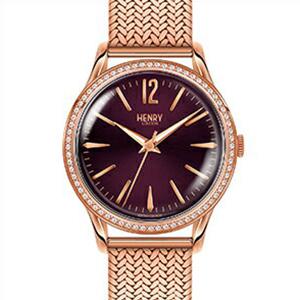 【並行輸入品】HENRY LONDON ヘンリーロンドン 腕時計 HL34-SM-0196 レディース HAMPSTEAD ハムステッド クオーツ
