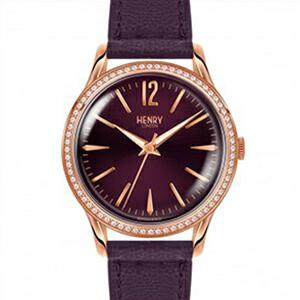 【並行輸入品】ヘンリーロンドン HENRY LONDON 腕時計 HL34-SS-0198 レディース HAMPSTEAD ハムステッド クオーツ