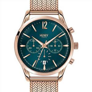 【並行輸入品】HENRY LONDON ヘンリーロンドン 腕時計 HL39-CM-0142 ユニセックス STRATFORD ストラトフォード クロノグラフ クオーツ
