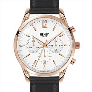 【並行輸入品】HENRY LONDON ヘンリーロンドン 腕時計 HL39-CS-0036 メンズ RICHMOND リッチモンド クロノグラフ