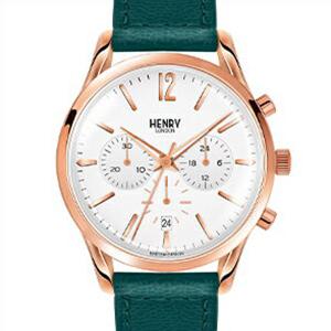 【並行輸入品】HENRY LONDON ヘンリーロンドン 腕時計 HL39-CS-0144 メンズ STRATFORD ストラトフォード
