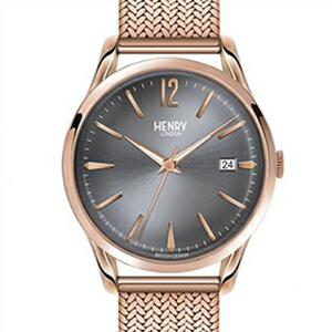 【並行輸入品】HENRY LONDON ヘンリーロンドン 腕時計 HL39-M-0118 ユニセックス FINCHLEY フィンチリー クオーツ