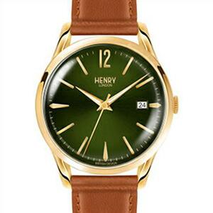 【並行輸入品】ヘンリーロンドン HENRY LONDON 腕時計 HL39-S-0186 ユニセックス CHISWICK チジック クオーツ