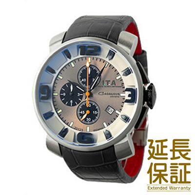 【正規品】アイ・ティー・エー I.T.A. 腕時計 12.70.03 メンズ Casanova Chrono カサノバ クロノ