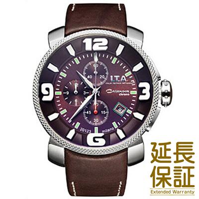 【正規品】アイ・ティー・エー I.T.A. 腕時計 12.70.19 メンズ Casanova Chrono カサノバ クロノ
