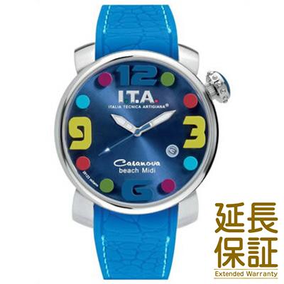 【正規品】アイ・ティー・エー I.T.A. 腕時計 19.03.08 ユニセックス Casanova beach Midi カサノバ ビーチ ミディ
