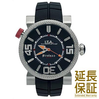 【正規品】アイ・ティー・エー I.T.A. 腕時計 20.00.04 メンズ Pirata2.0 ピラータ 2.0