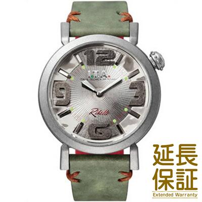 【国内正規品】I.T.A. アイ・ティー・エー 腕時計 22.00.03 メンズ Ribelle リベッレ
