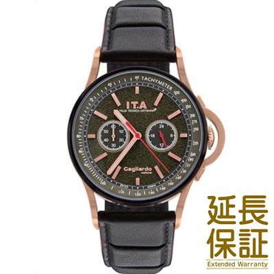 【正規品】アイ・ティー・エー I.T.A. 腕時計 24.00.05 メンズ ガリアルド ヴェローチェ Gagliardo veloce