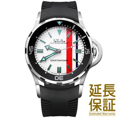 【正規品】アイ・ティー・エー I.T.A. 腕時計 24.01.02S メンズ ガリアルド プロフォンド レクサス チーム サード Gagliardo profondo LEXUS TEAM SARD