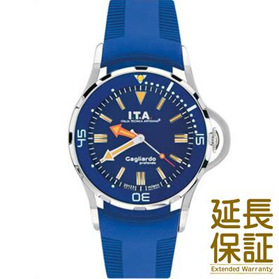 【正規品】アイ・ティー・エー I.T.A. 腕時計 24.01.04 メンズ ガリアルド プロフォンド Gagliardo profondo